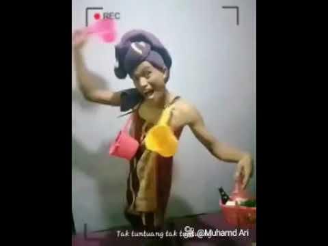 Video Lucu Bikin Ngakak ( Aku Belum Mandi ) Terbaru 2018
