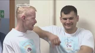 Чемпионы приобщают людей с ограниченными возможностями к физической активности