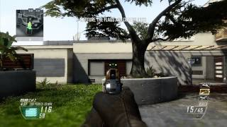 Call of Duty Black Ops 2 - Domination on Raid  (Xbox 360 Gameplay)
