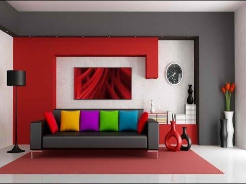 Ideas y trucos para tu hogar contraste de colores youtube for Habitaciones minimalistas