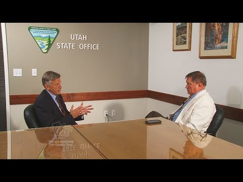 The County Seat   One on one with Utah BLM Director Ed Roberson