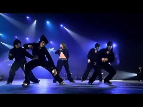 [HD720p - 110818] 소녀시대 권유리 Yuri - 1, 2 Step (Into The New World 1st Asia Tour Concert)