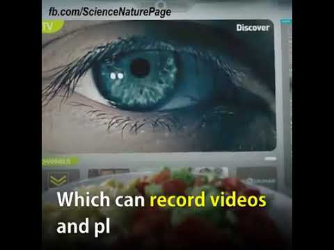 SMART CONTACT LENS FOR FUTURE