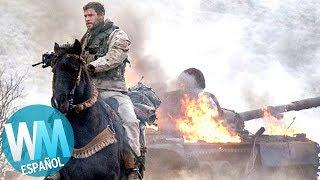 ¡Top 10 Operaciones Militares REALES Representadas en el Cine!