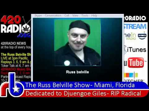 The Russ Belville Show #398 - Diane Goldstein and Morgan from MJBA Womens Power Luncheon