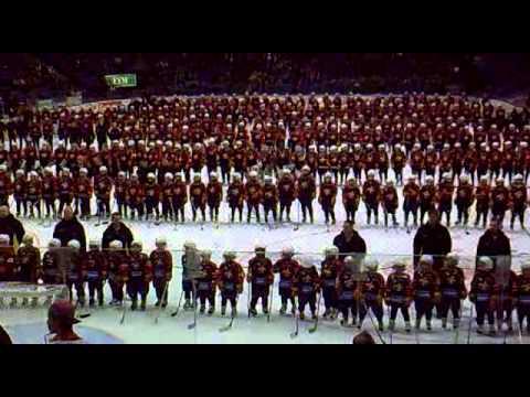 Kaikki jokeri junnut jäällä 26.10.2010 Jokerit-Kalpa
