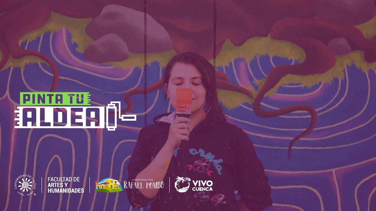 Download Pintando nuestra aldea común I Proyecto Pinta tu Aldea #UCaldas