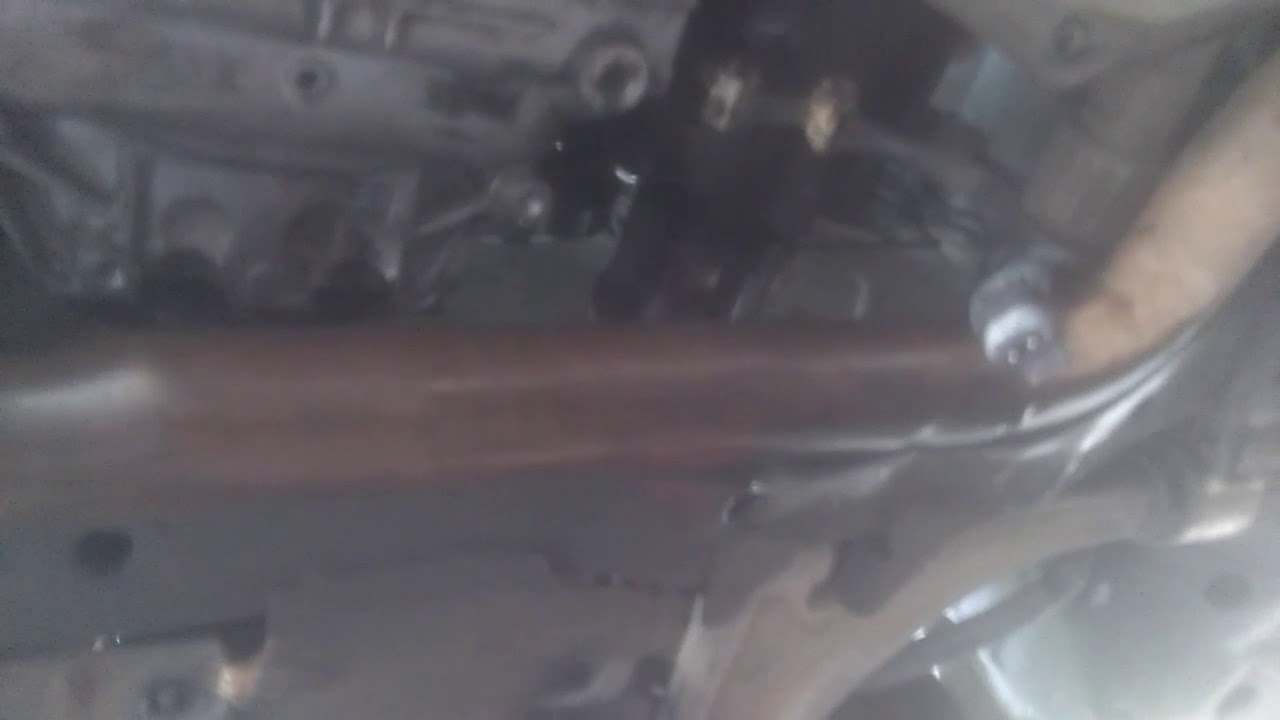 2007 Chevy Malibu Oil Pan Gasket Replacement Project 1