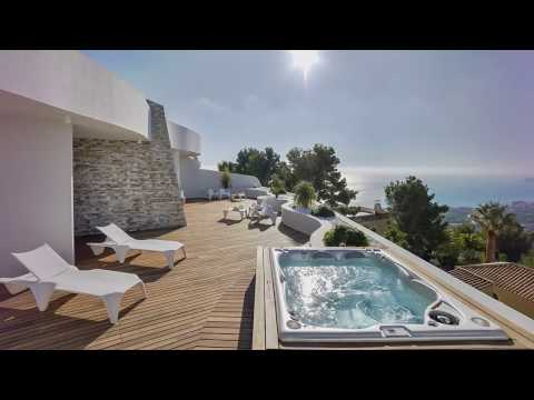 "Luxury apartments and penthouses ""Ocean Suites"" in Sierra de Altéa (Costa Blanca, Spain)"
