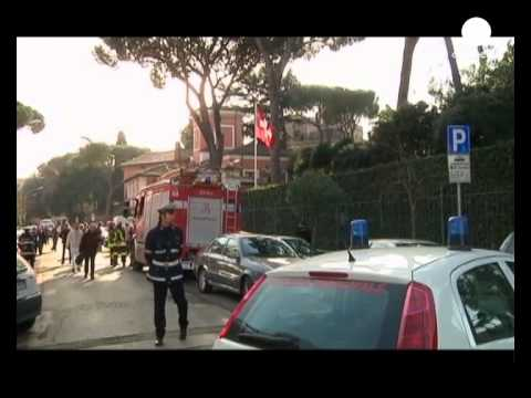 Rome police search all embassies after blasts