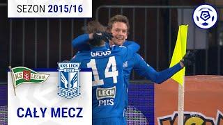 Lechia Gdańsk - Lech Poznań [1. połowa] sezon 2015/16 kolejka 17