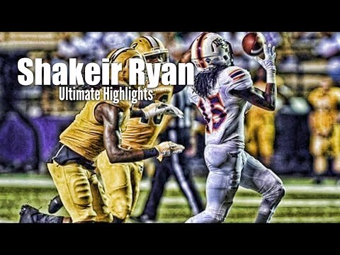 Shakeir Ryan - Ultimate Highlights!
