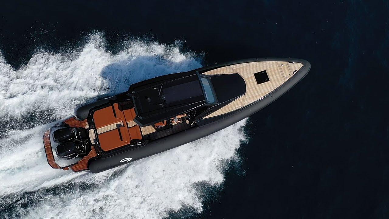 To νέο φουσκωτό Y36 της Seafighter RIB στο περιοδικό Boat & Fishing Φεβρουαρίου!