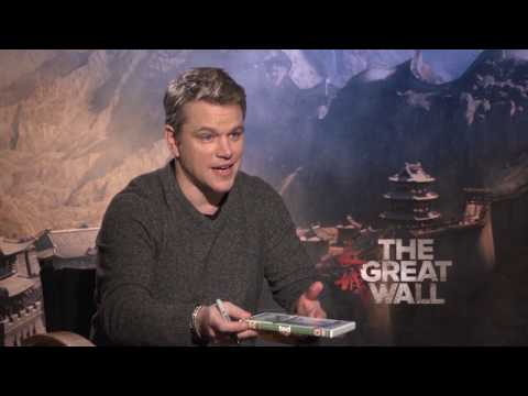 MISTAKING MATT DAMON FOR MARK WAHLBERG