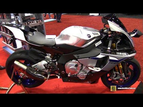 download 2016 Yamaha R1M - Walkaround - 2016 AIMExpo Orlando