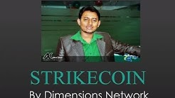 STRIKECOIN coin ICO review | 10 STC free | Join the Big Airdrop