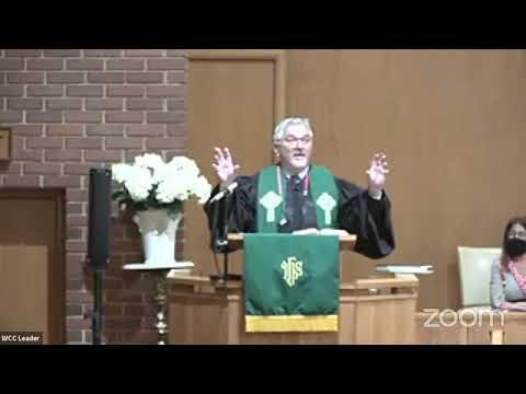 Sermon - September 12, 2021