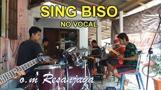 Single Terbaru -  Sing Biso Tanpa Vocal Resanjaya Sesi Latihan