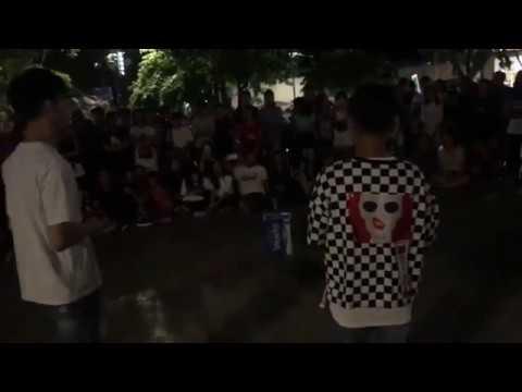 RUM & NIT Ngẫu hứng giao lưu hát Mashup Lỡ Duyên tại Phố đi bộ Nguyễn Huệ