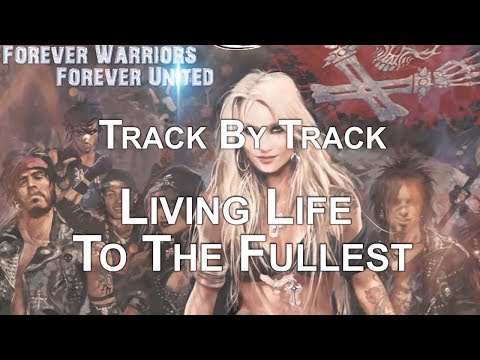 DORO - Living Life To The Fullest (OFFICIAL TRACK BY TRACK #12)