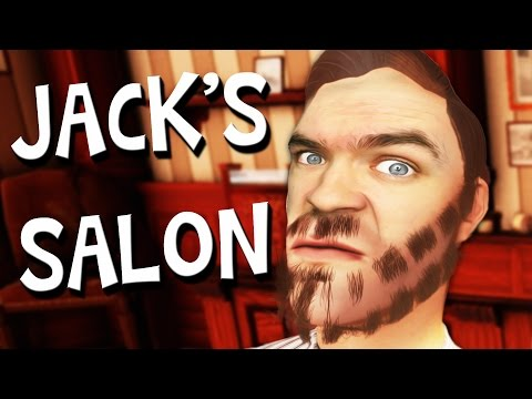 WELCOME TO JACK'S SALON | The Barber Shop