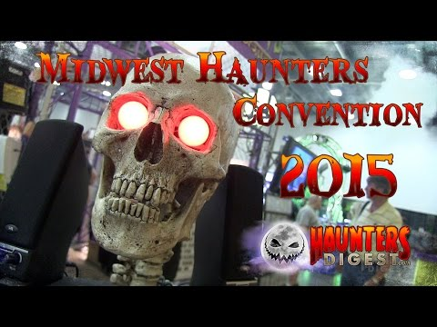 Midwest Haunters Convention 2015 Event Coverage