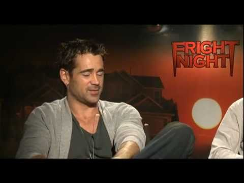 Colin Farrell Interview for FRIGHT NIGHT