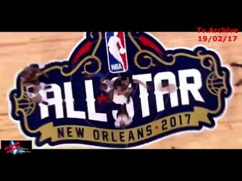 all star game en francais match complet 19022017
