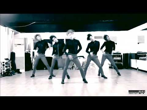Cross Gene - Amazing : Bad Lady - Kpop Mirrored Dance Practice [mirrorDV]