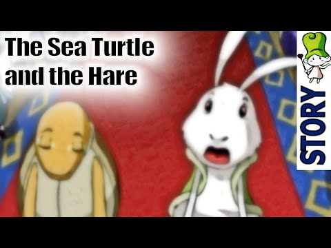 The Sea Turtle and the Hare - Bedtime Story (BedtimeStory.TV)