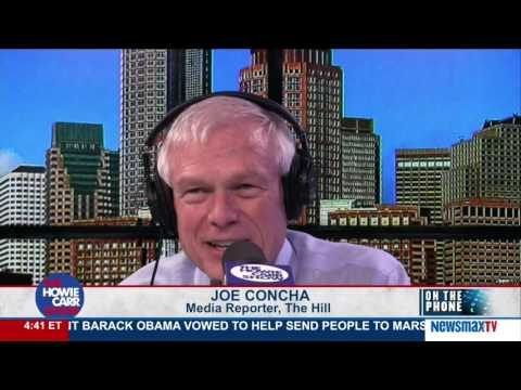 The Howie Carr Show | Joe Concha on the recent release by Wikileaks