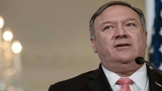 Pompeo holds briefing amid tanker attack concerns