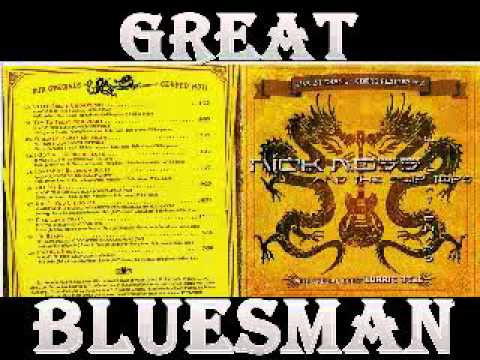 Nick Moss & The Flip Tops - Live - 2009 - Try To Treat You Right - Dimitris Lesini Blues