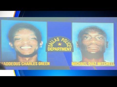 breaking-news-update!!!-dallas-police-arrest-suspect-in-joshua-brown-murder-case,-seek-2-others