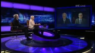 RTÉ Prime Time - Halappanavar case, Thatcher