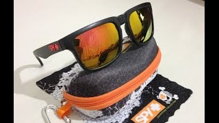 UNBOXING #29 Óculos Escuros Spy+ Ken Block Aliexpress