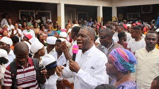 Mukwege tacktal NEW