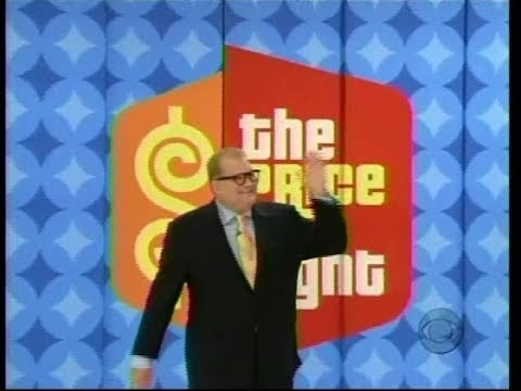 The Price is Right:  October 15, 2007 (Drew Carey's First Aired Episode)