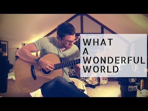 What a Wonderful World - Guitar Arrangement