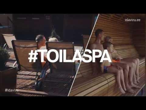 Toila SPA/Avasta imeline Ida-Virumaa/Discover amazing places for vacation in East-Estonia