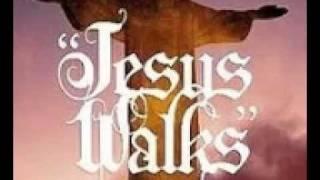 Kanye West- Jesus Walks With Lyrics