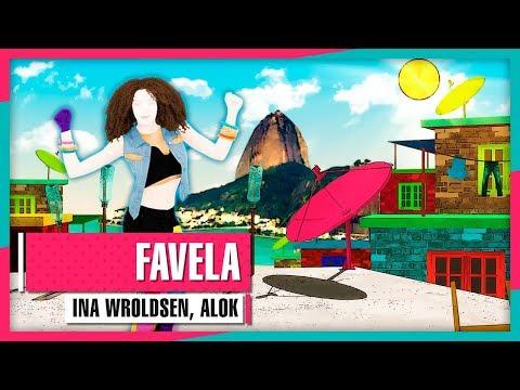 Ina Wroldsen, Alok - Favela (Just Dance 2019 Weekly Mashup)