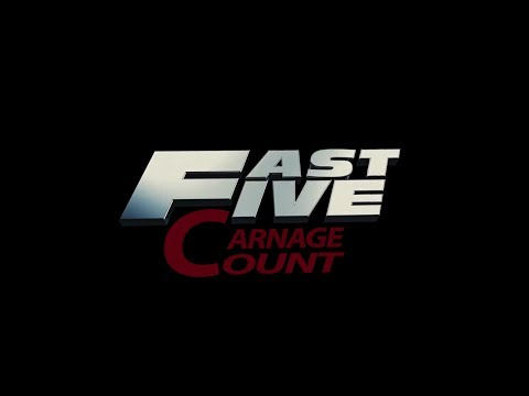 Fast Five (2011) Carnage Count letöltés