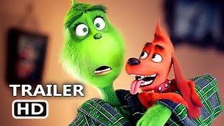 THE GRINCH Official Trailer Tease (2018) Animation Movie HD