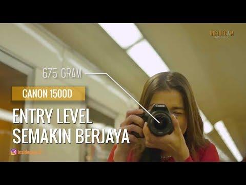 Spesifikasi Kamera Terbaru Canon Eos 1500D