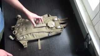Source WXP (ILBE) 3L Hydration Carrier and Bladder (Part-1)