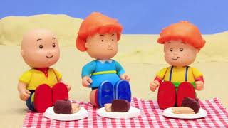NEW! CAMPING | Funny Animated cartoons Kids | WATCH ONLINE | Caillou ...