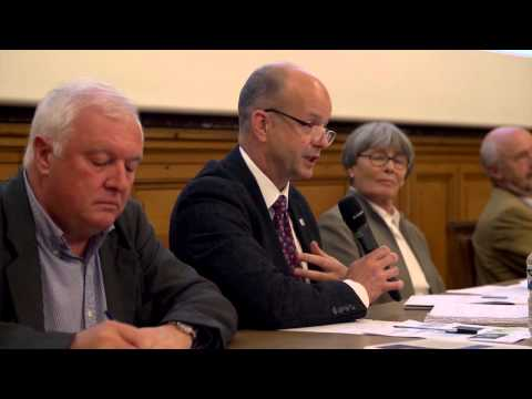 Conference What is the future of our ocean: How to manage the ocean (Roundtable discussion)