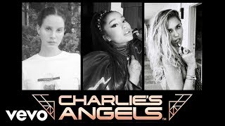 Gambar cover Ariana Grande, Miley Cyrus - Don't Call Me Angel (feat. Lana Del Rey) [From Charlie's Angels]