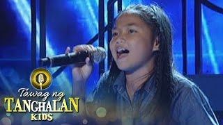Baixar Tawag ng Tanghalan Kids: Lorraine Geronimo | Halik